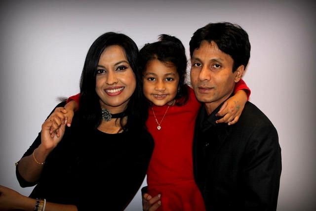 Priyanka Family